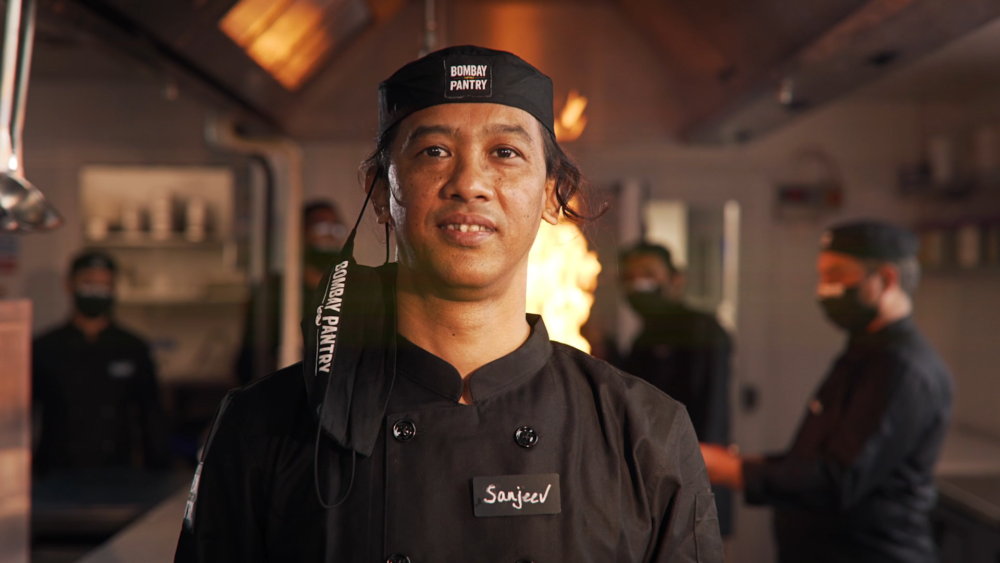 Sanjeev, Head Chef Clonskeagh